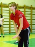 Волейбол. Марина Ильина